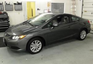 20122015 Honda Civic car audio profile