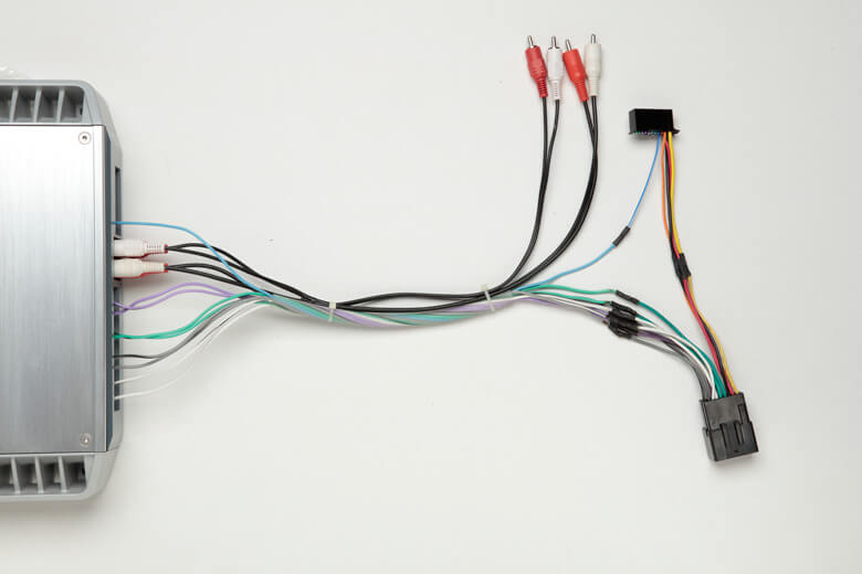 Wiring Amp In Car Diagram