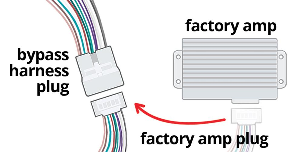 Factory Amp bypass diagram?resize=665%2C342&ssl=1 dual xd1222 audio wiring diagram wiring diagram  at couponss.co
