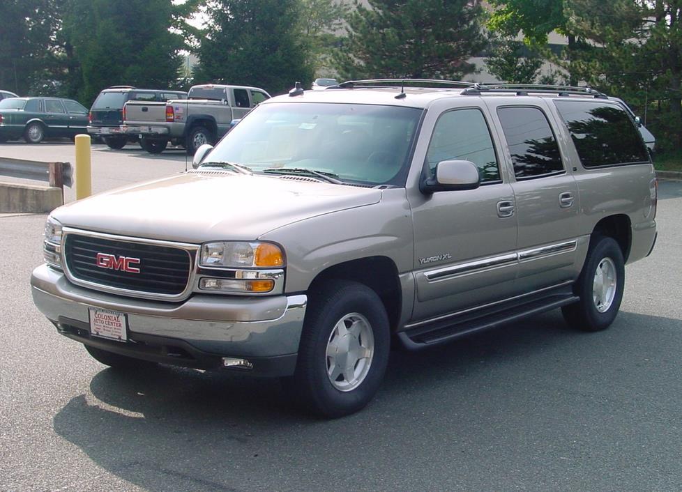 2003 Chevrolet Suburban Owners Manual