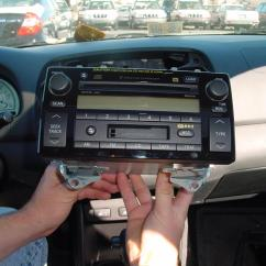 Din Automotive Wiring Diagram Symbols Minn Kota Power Drive V2 2006 Buick Lucerne Radio Harness - Schematic