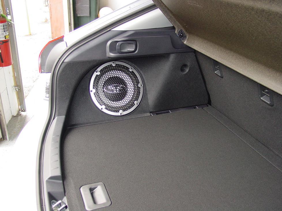 2003 mitsubishi lancer oz rally radio wiring diagram gmc sierra 2500hd how to install new audio gear in your 2008 2017 sportback rockford fosgate subwoofer