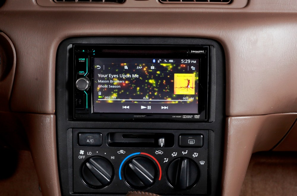 medium resolution of the advantages of having a touchscreen receiver in your car