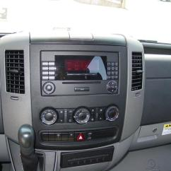 Freightliner Radio Wiring Diagram Amana Ptac How To Install New Audio Gear In Your 2007 Up Dodge Mercedes Sprinter