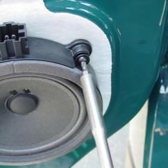 Freightliner Radio Wiring Diagram Virago 125 How To Install New Audio Gear In Your 2007 Up Dodge Mercedes Sprinter Front Door