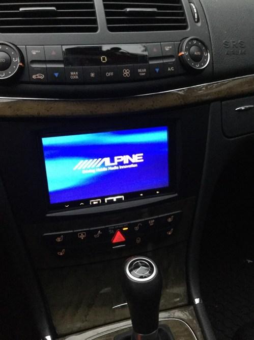 small resolution of  wiring diagram gm alpine ilx 107 digital multimedia receiver with wireless apple on silverado bose