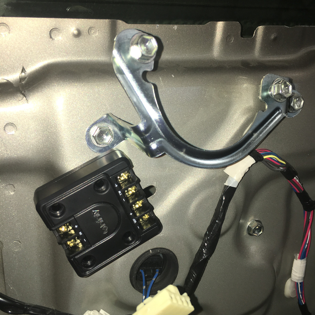 hight resolution of infinity primus pr6500cs 6 1 2 component speaker system also fits 1988 jeep wrangler wiring harness install feelin 39 burned jp