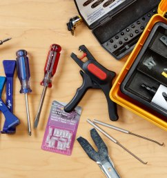 12 tools you need to add to your car audio tool box [ 1200 x 786 Pixel ]