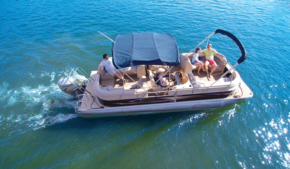 medium resolution of installing a stereo system on a pontoon boat