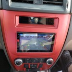 Customer Reviews Metra 99 5821 Dash Kit Red Fits Select 2010 Up Ford Fusion And Mercury Milan Models Single Or Double Din Radios At Crutchfield