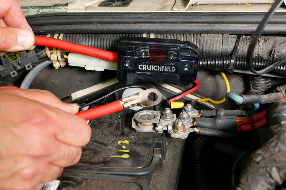 Step By Step Instructions For Wiring An Amplifier In Your Car