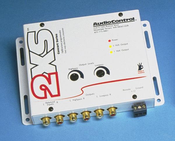 2010 pontiac vibe radio wiring diagram 2001 saturn sl1 how to install a crossover audio control 2xs 2 way