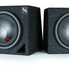 Dual Voice Coil Subwoofer Box Venn Diagram Syllogism Sealed Vs Ported Boxes Your Choice Of Matters Alpine Subs In Sound Ordnance And
