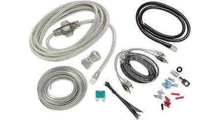 Rockford Fosgate RFK4X Complete 4-gauge amplifier wiring