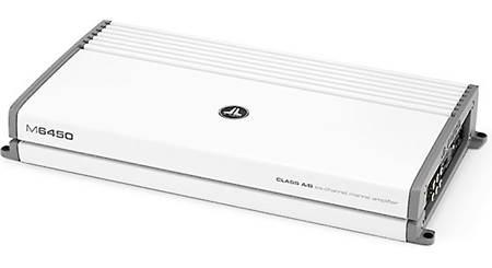 JL Audio Marine Series M6450 Marine amplifier 45 watts RMS