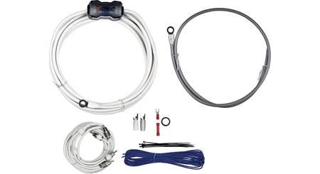 T-Spec V10-RAK8 8-gauge amplifier wiring kit — includes 2