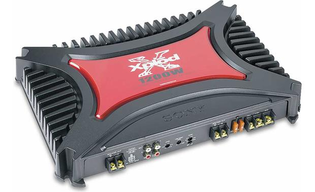 Thread Fs Sony Xplod 1200 Watt Audio Amplifier