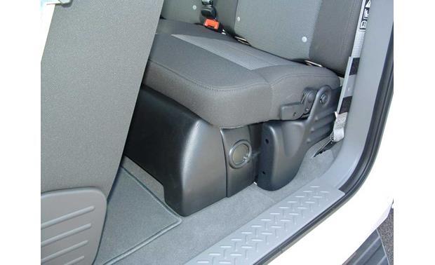 2010 Ford F 150 Fuse Box Q Customs Factory Fit Subwoofer Enclosures Black 2004 Up