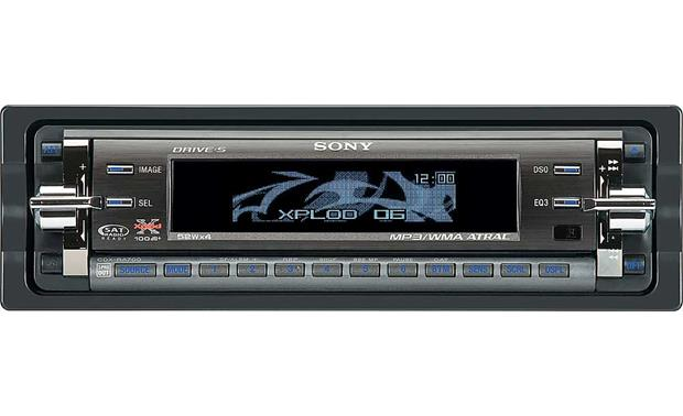 Sony CDX RA700 CD Player With MP3 WMA Playback At Crutchfield Com