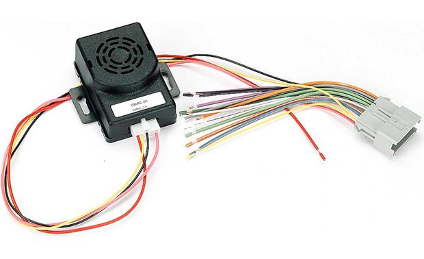 Metra VT GMRC 01 Wiring Interface Install A New Car Stereo And
