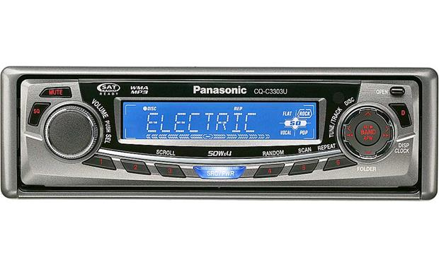 Panasonic Car Stereo Wiring Diagram On Panasonic Car Radio Wiring