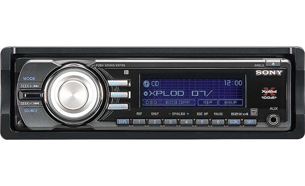 Sony Xplod Car Stereo Wiring Diagram Check This Wire At Your Audio