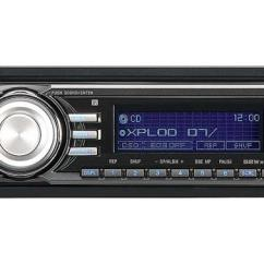Sony Cdx Gt340 Wiring Diagram Light Switch Timer Gt710hd Gt700hd ~ Elsavadorla