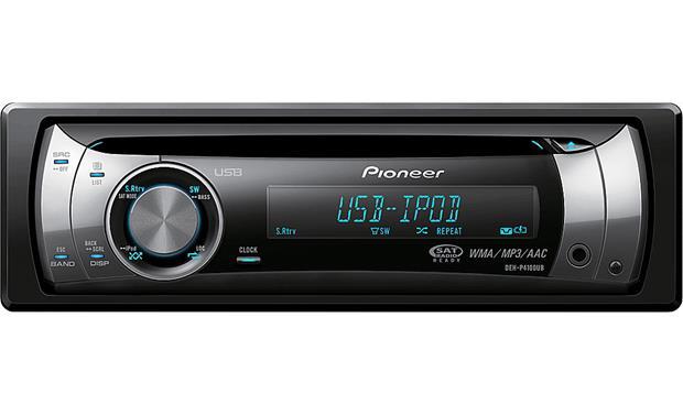 Pioneer DEH P4100UB CD Receiver At Crutchfield Com