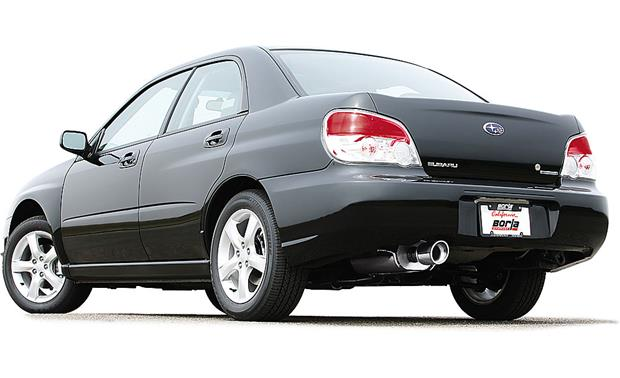 borla exhaust system 140263 2007 up