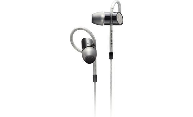 Bowers & Wilkins C5 (Black) In-ear headphones with in-line