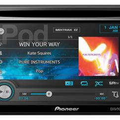 Pioneer Avh Error 02 9e Solar Wiring Diagram Batteries X1500dvd Dvd Receiver At Crutchfield Com Front