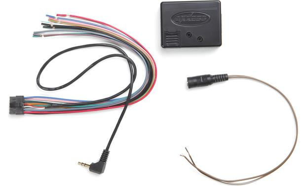 axxess aswc1 steering wheel control adapter
