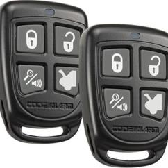 Code Alarm Ca1051 Wiring Diagram Evinrude Ficht 200 Ca1053 Car Security And Keyless Entry System At One Way Remotes