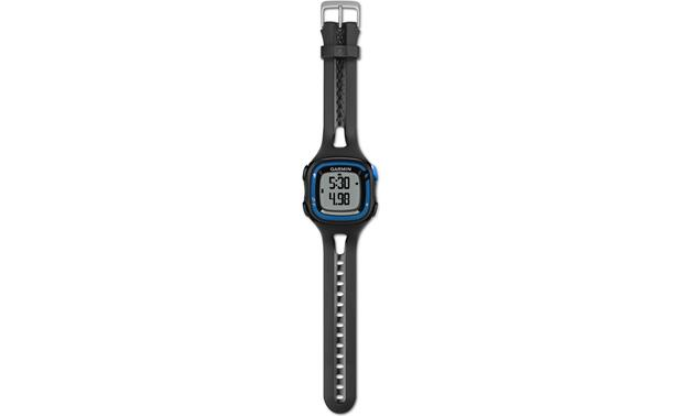 Garmin Forerunner 15 Bundle (Black/blue) GPS running watch