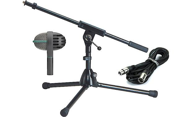 AKG D112 MKII Kick Drum Package Includes AKG D112 MKII