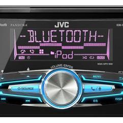 2006 Nissan 350z Stereo Wiring Diagram Dodge Trailer 6 Pin Jvc Kw R910bt Cd Receiver At Crutchfield Com