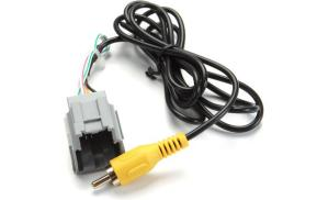 Metra BACKUPCAM3 Camera Adapter for GM Vehicles Allows you to connect the factory backup