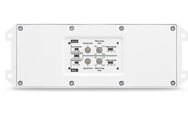 JL Audio MHX280/4 Compact 4-channel marine amplifier — 50