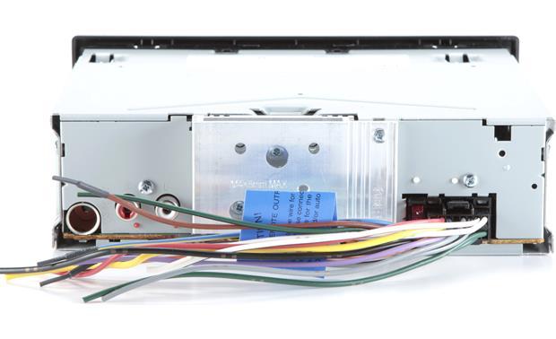 JVC KD-R470 CD Receiver At Crutchfield