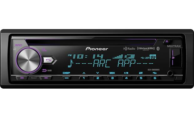 pioneer deh fischer tropsch process flow diagram x8800bhs cd receiver at crutchfield com you ll find front and rear usb inputs on the