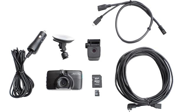 Magellan MiVue 480D Ultra HD dash and rear-view cam system