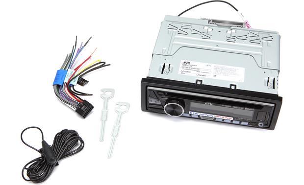 JVC KD-R980BTS CD receiver at Crutchfield.com