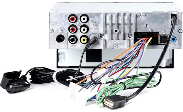 Sony Xav Ax1000 Wiring Diagram