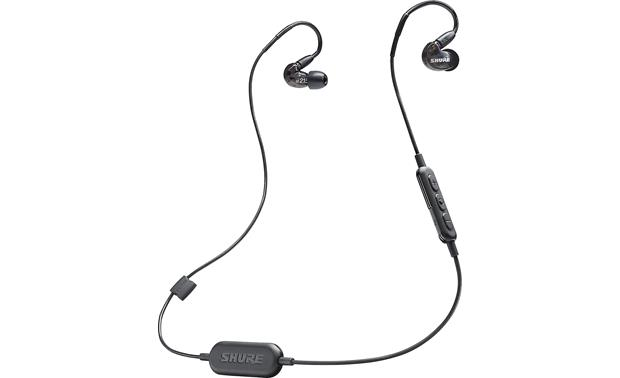Shure SE215-BT1 (Black) Sound Isolating™ earphones with