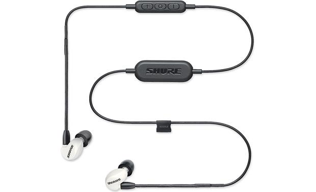 Shure SE215-BT1 (White) Sound Isolating™ earphones with