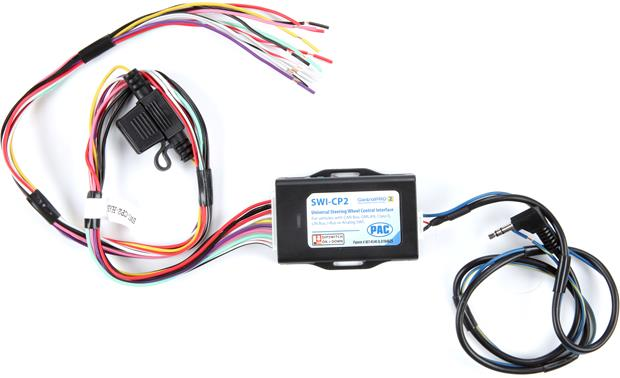 Tacoma Radio Wiring Diagram Pac Swi Cp2 Steering Wheel Control Adapter Connects Your
