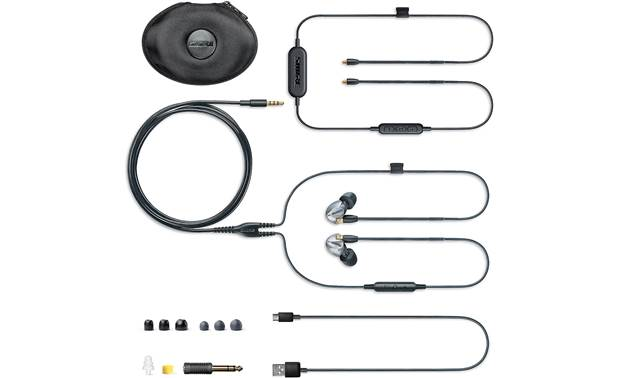 Shure SE425-BT1 Sound Isolating™ earphones with wireless