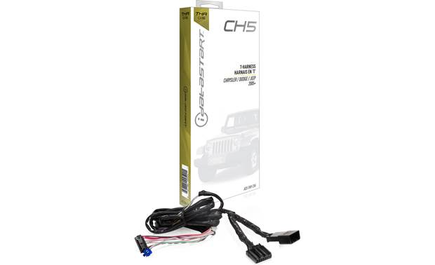 iDatastart ADS-THR-CH5 Remote start T-harness for select