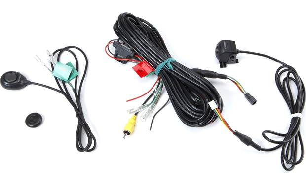 Kenwood CMOS-320 Universal rear-view camera with 4 view