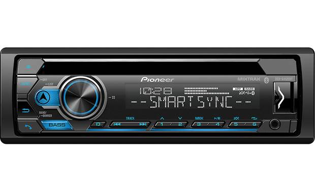 pioneer deh nissan almera 2004 stereo wiring diagram s4120bt cd receiver at crutchfield com s offers smartphone compatibility with pionner smart sync app